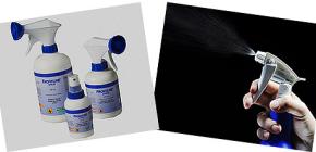 Sprays dari kutu pada haiwan dan untuk rawatan apartmen: kajian semula cara yang berkesan