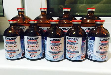Ubat untuk bedbugs Zonder dan ulasan mengenai penggunaan ubat ini